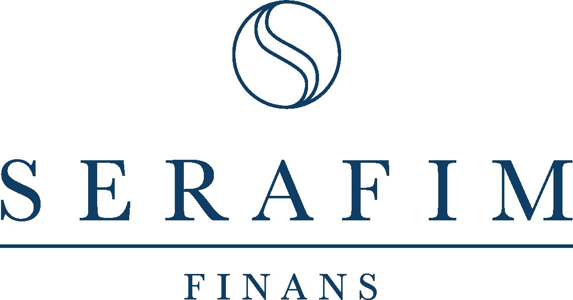 Serafim Finans logo dark